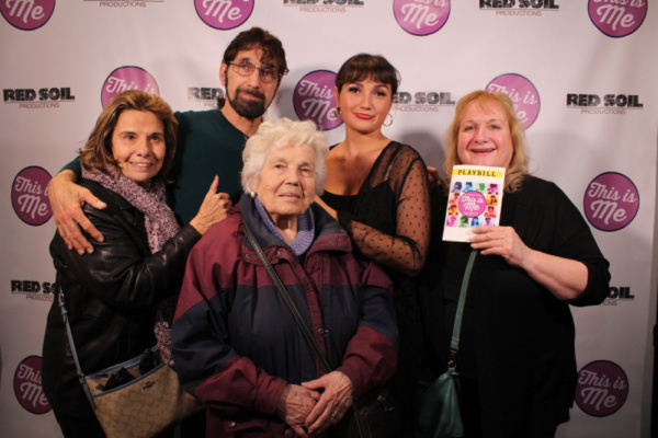 Photo Flash: THIS IS ME Holds World Premiere Reading