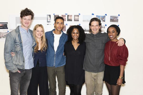 Peter Mark Kendall (Cole), Marin Ireland (Alison), Kyle Beltran (Wade), Nicole Lewis  Photo
