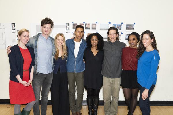•Abby Rosebrock (Playwright), Peter Mark Kendall (Cole), Marin Ireland (Alison Photo