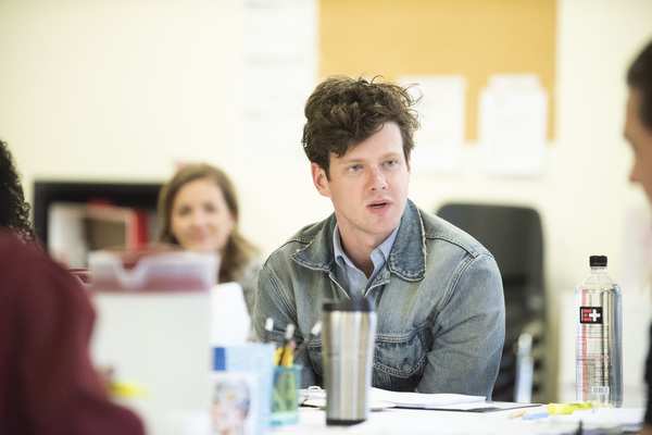 Photo Flash: In Rehearsal with Atlantic's BLUE RIDGE