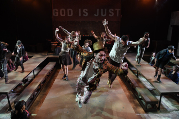 Photo Flash: OLIVER! Comes To Philadelphia For The Holidays At Quintessence!