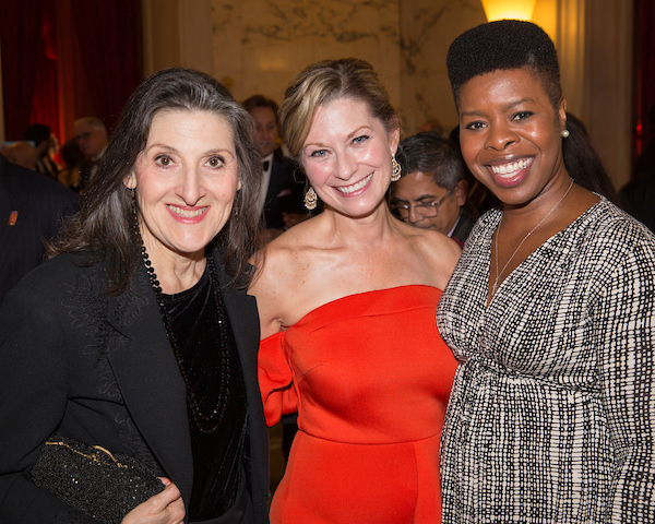 Acting Company alumni Mary Lou Rosato , Angela Pierce and Roslyn Ruff