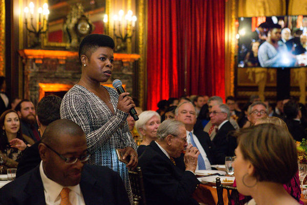 Photo Flash: Inside the The Acting Company Gala