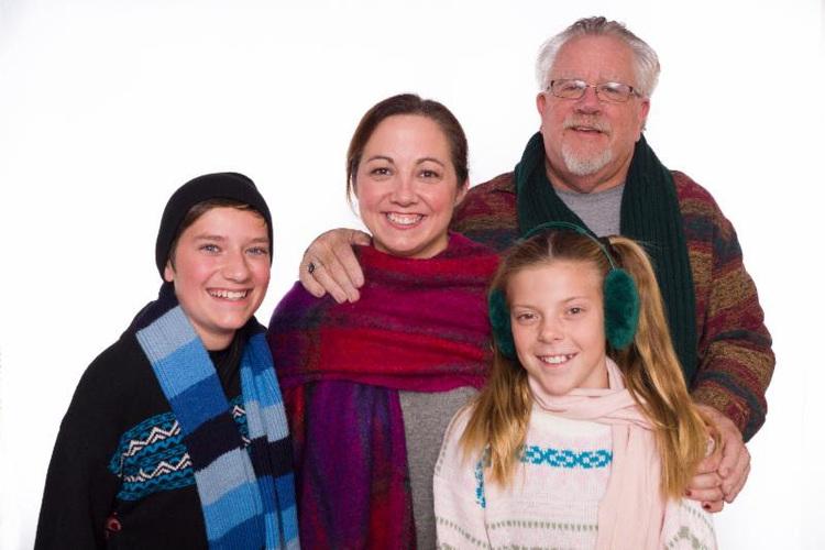 Mason Tudor, Michelle Tasker, Bailey Cline, and Tom Smith Hi