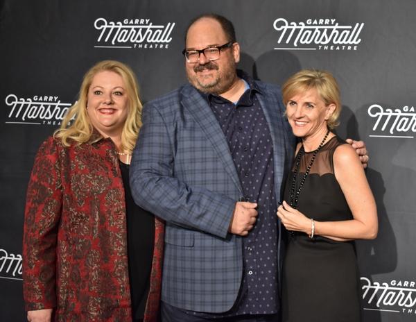 Cathy King, Dimitri Toscas, Kathleen Marshall  Photo