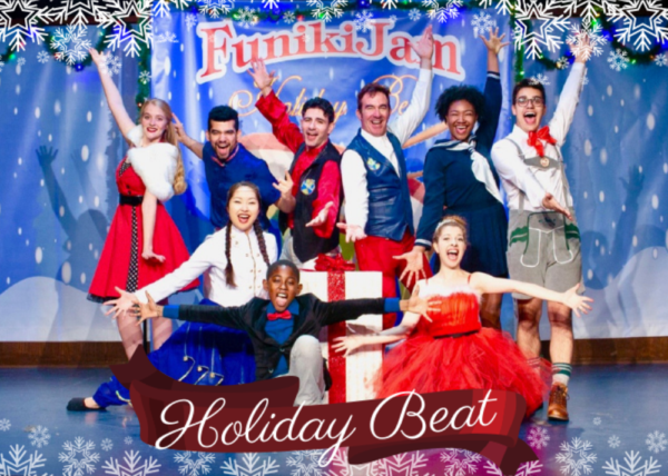 Photos: Meet The Cast Of HOLIDAY BEAT FunikiJam's Off Broadway Family Musical