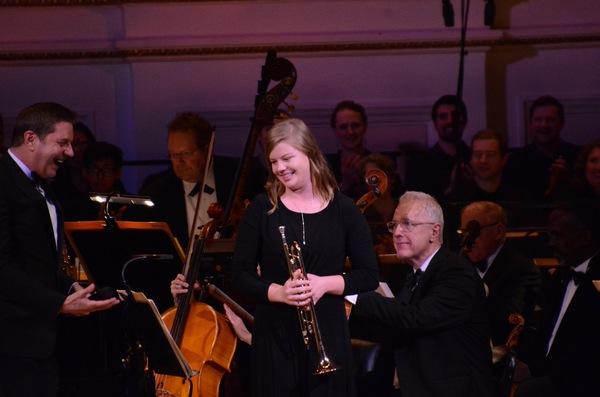 Steven Reineke and Maggie Wakefield