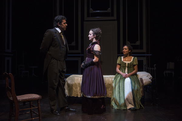 Photo Flash: First Look at MANSFIELD PARK at Northlight Theatre