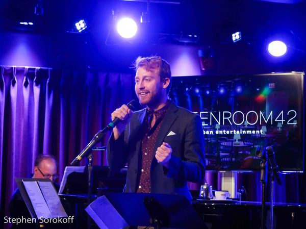 Photo Coverage: Will & Anthony Nunziata 'Love Always' At The Green Room 42