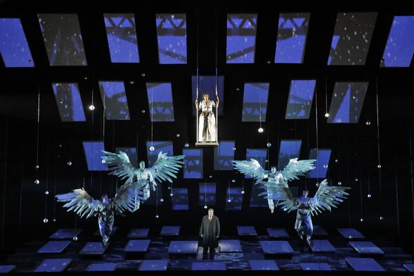 Photo Flash: First Look at San Francisco Opera's IT'S A WONDERFUL LIFE