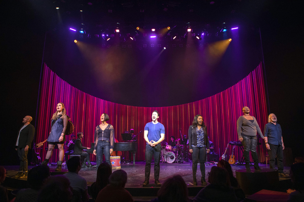 Photo Flash: First Look at Kathryn Gallagher, Terrence Mann, and More in A.R.T.'s EXTRAORDINARY