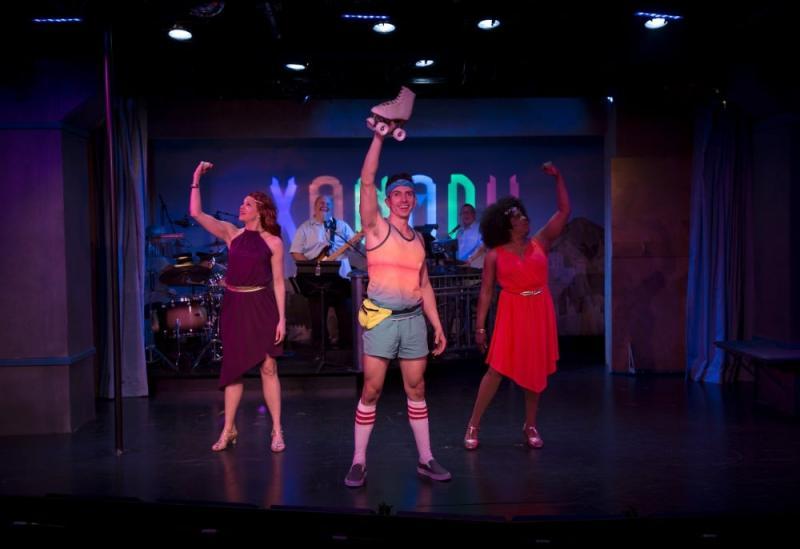 BWW Review: More than neon lights shine at DCPA's XANADU
