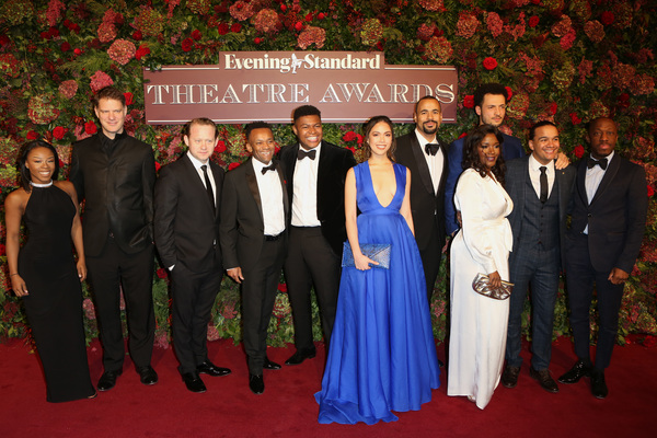 Michael Jibson, Jason Pennycooke, Tarinn Callender, Christine Allado, Obioma Ugoala,  Photo