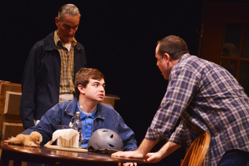 BWW Review: BERNIE AND MIKEYS TRIP TO THE MOON at 59E59 Brings an Affecting Family Story to Life