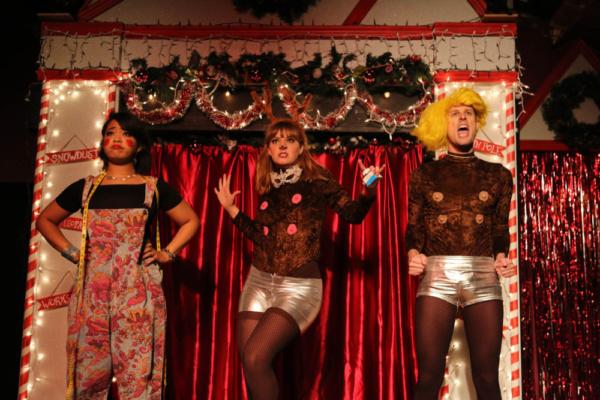 Brittani Yawn, Marissa Williams and Patrick Stengle Photo
