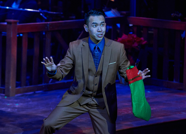 Photo Flash: First Look at CHRISTMAS CANTEEN 2018 at Aurora Theatre