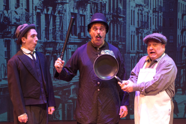 Photo Flash: Wheaton Drama Stages SILENT LAUGHTER