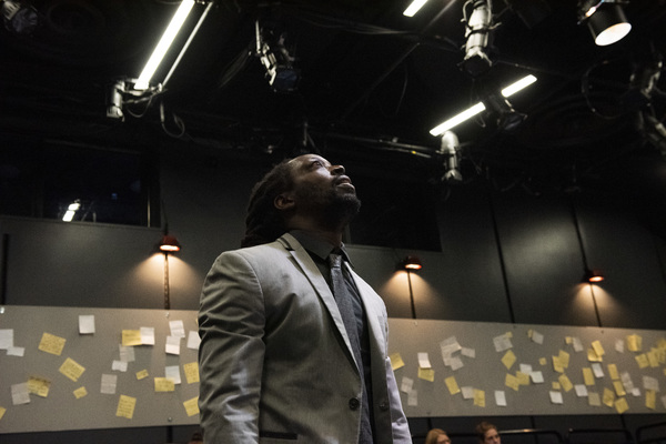 Photo Flash: First Look at WHAT TO SEND UP WHEN IT GOES DOWN, Opening Tonight
