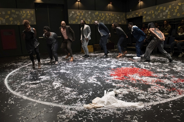 Photos: First Look at WHAT TO SEND UP WHEN IT GOES DOWN, Opening Tonight