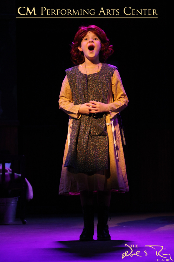 Photo Flash: CM Performing Arts Center Presents: ANNIE The Musical At The Noel S. Ruiz Theatre