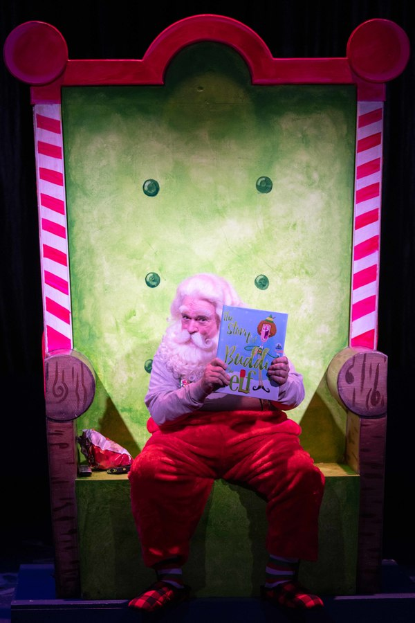 Gordon Gray (Santa) Photo