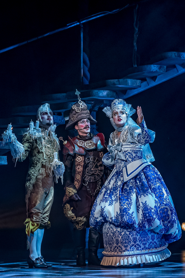 Photo Flash: Drury Lane Theatre Presents BEAUTY AND THE BEAST