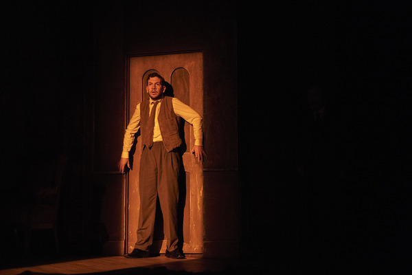 Cleveland Play House The Woman in Black Susan Hill Photo by Roger Mastroianni Photo