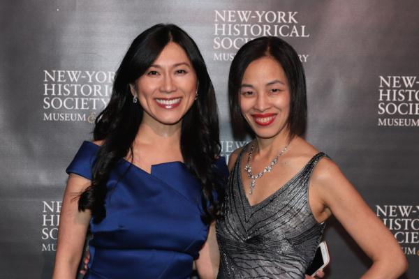 Honoree Dr. H.M. Agnes Hsu-Tang and Lia Chang