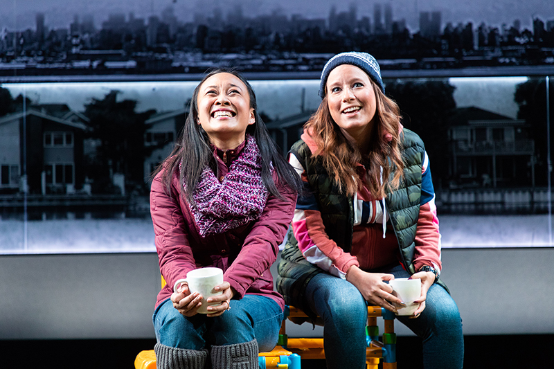 BWW Review:  CRY IT OUT at Studio Theatre