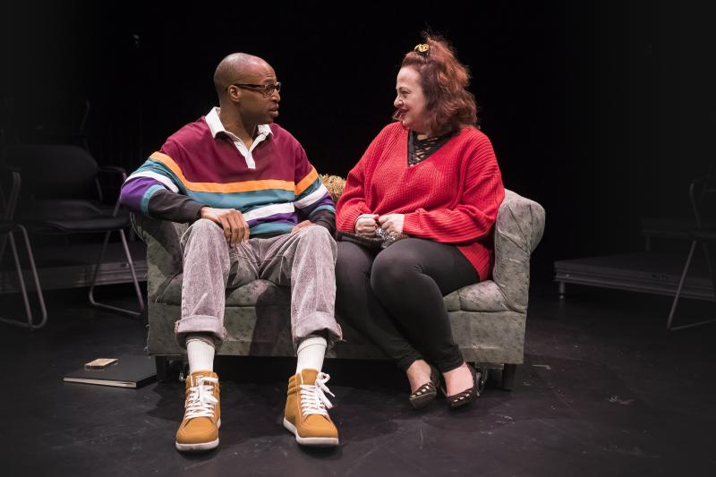 BWW Review: FIRST SUBURB at The Catastrophic Theatre is All That and a Bag of Chips