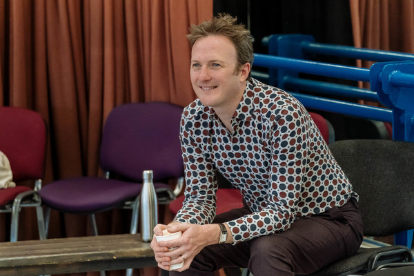 Photo Flash: Inside Rehearsal For Sheffield Theatres' KISS ME, KATE