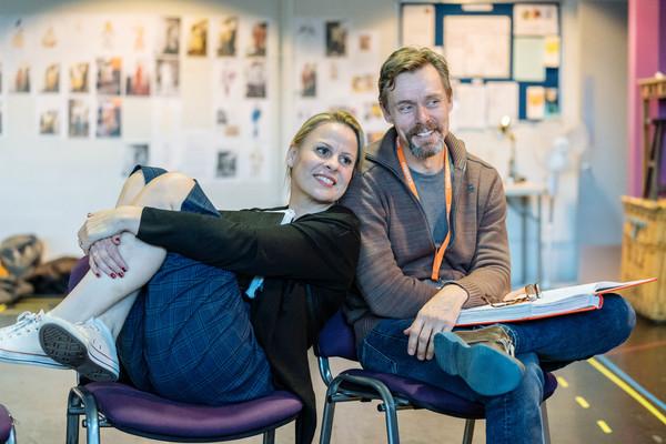 Rebecca Lock and Edward Baker Duly