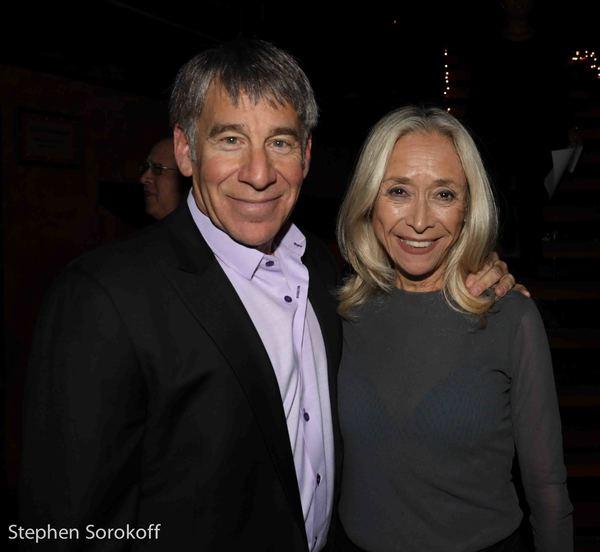 Stephen Schwartz & Eda Sorokoff