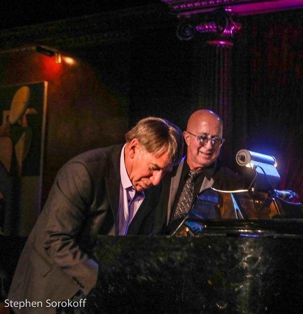 Stephen Schwartz & Paul Shaffer