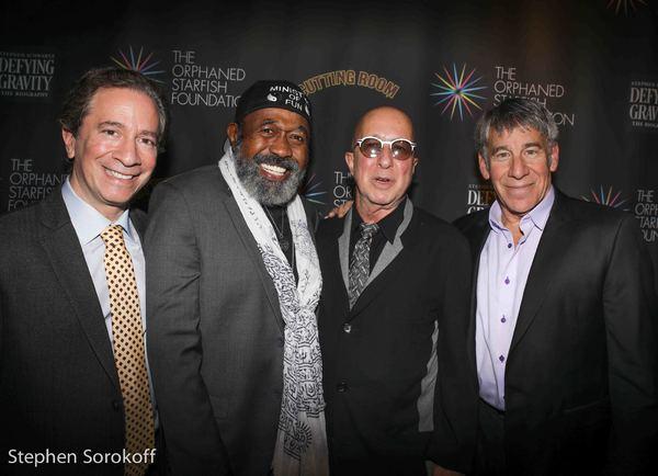 Michel Lavine Music Director, Ben Vereen, Paul Shaffer, Stephen Schwartz