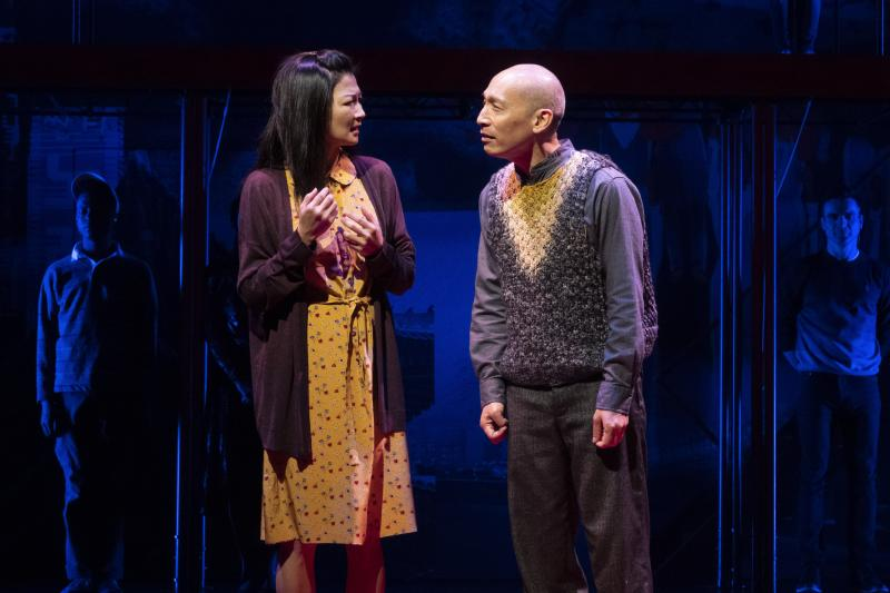 BWW Review: Hansol Jung's Imaginatively Told Internet Age Romance, WILD GOOSE DREAMS