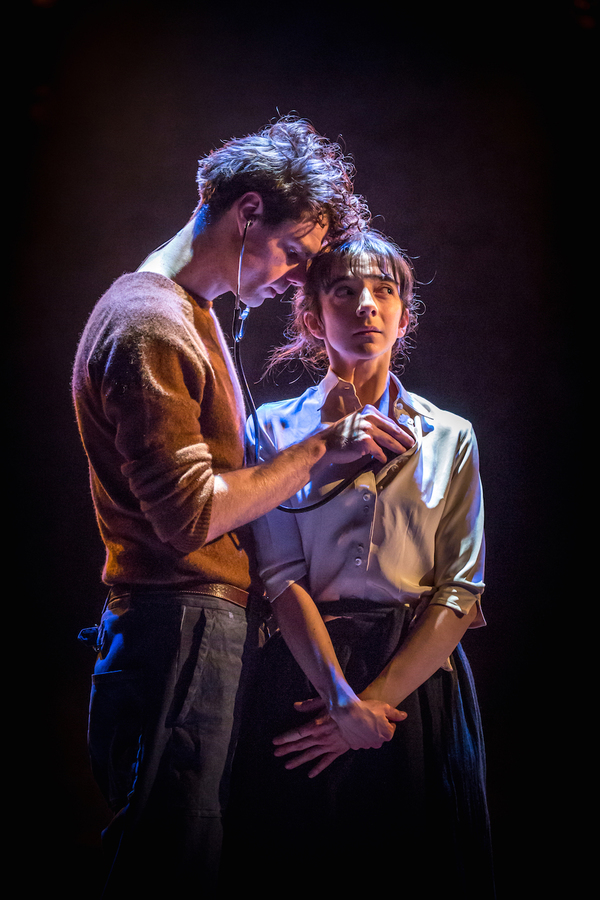 Photo Flash: First Look at SUMMER & SMOKE at Duke of Yorks Theatre