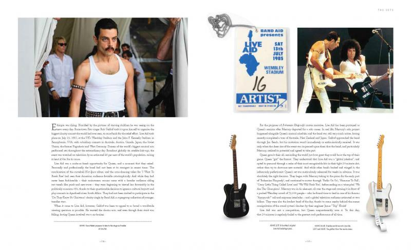BWW Review: BOHEMIAN RHAPSODY THE INSIDE STORY is a Stunning Book that Complements the Blockbuster Movie