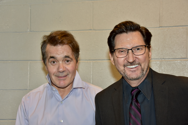 Derek Smith and Warren Kelley Photo