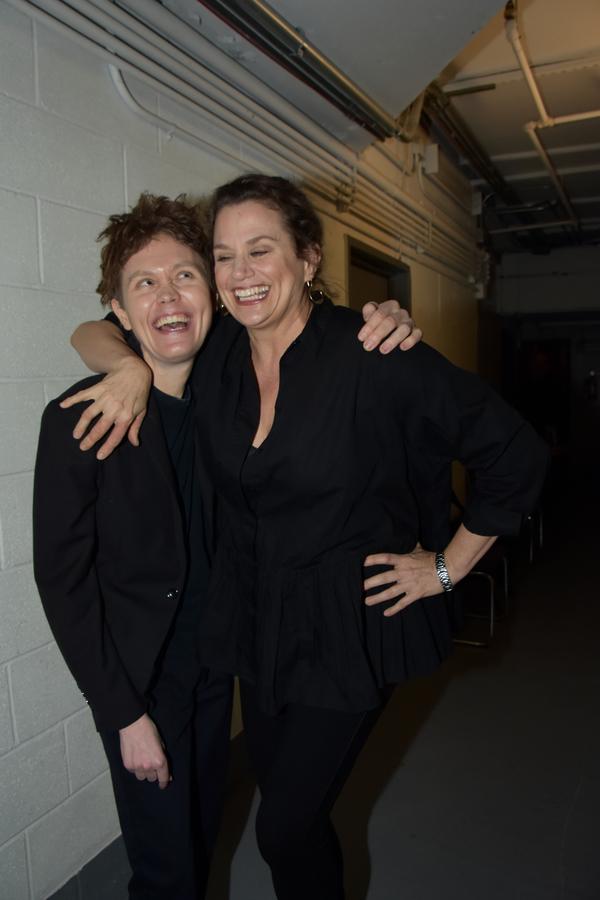 Doug Plaut and Cady Huffman