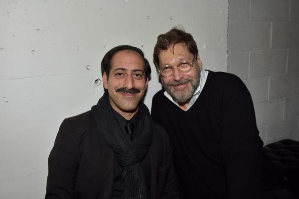 James Rana and David Staller Photo