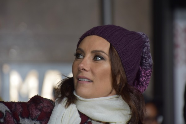 Laura Benanti from The Cast of My Fair Lady