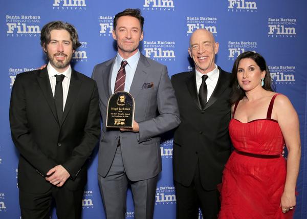 Jason Reitman, Hugh Jackman, J.K. Simmons, Setenay Osman