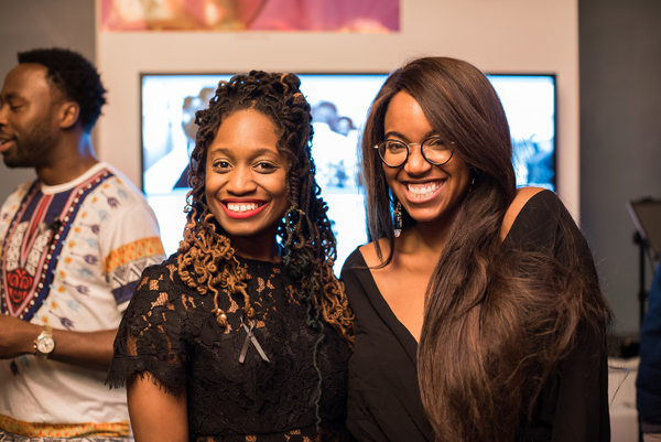 Photos: Aleshea Harris's WHAT TO SEND UP WHEN IT GOES DOWN Celebrates Opening Night
