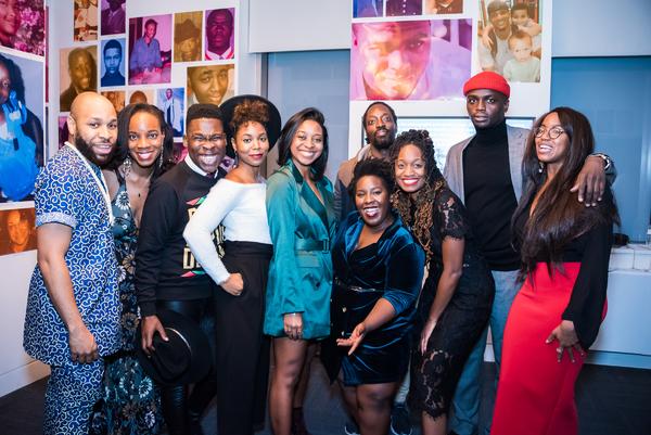 Ugo Chukwu, Rachel Christopher, Javon Q. Minter, Naomi Lorrain, Alana Raquel Bowers, Denise Manning, Kambi Gathesha, Aleshea Harris, Beau Thom, Whitney White