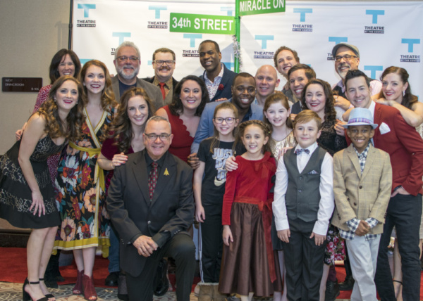 Photo Flash: MIRACLE ON 34TH STREET: THE MUSICAL Opens at TATC