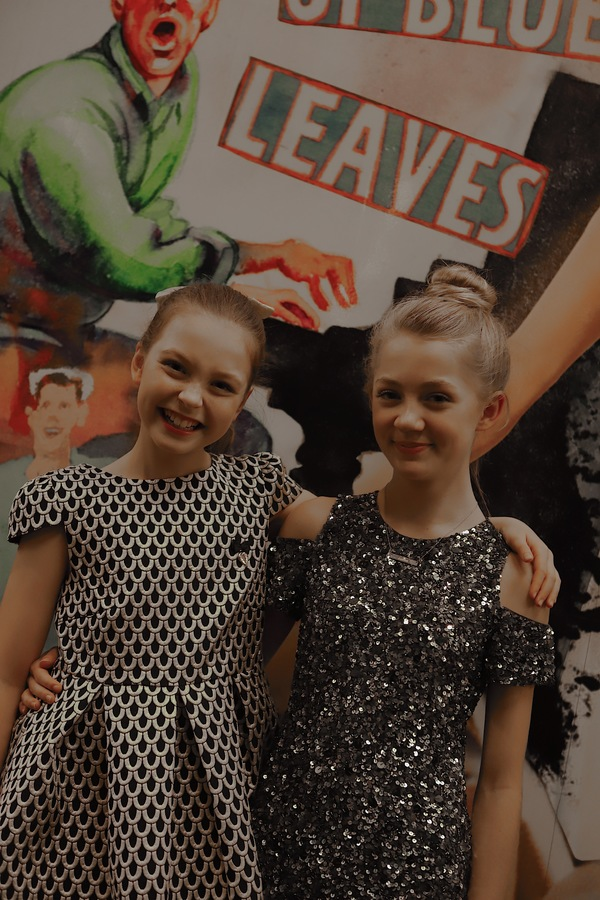 Madeleine Pace and Katie Beth Hall
