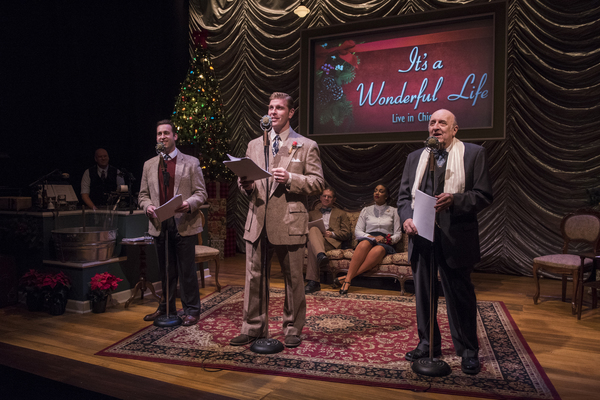 Photo Flash: American Blues Theater Presents IT'S A WONDERFUL LIFE: LIVE IN CHICAGO