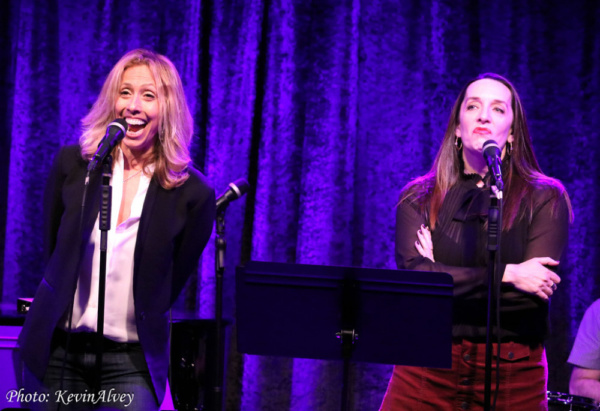 Photo Flash: Amanda Green Returns to Birdland With Julia Murney, Nancy Opel, and More