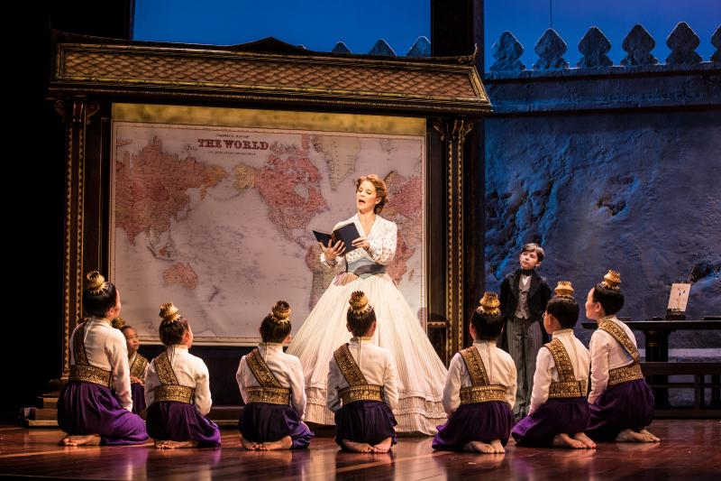 BWW Interview: Bartlett Sher Is Bringing Something Wonderful to the Big Screen; THE KING AND I Hits Theatres Next Week!